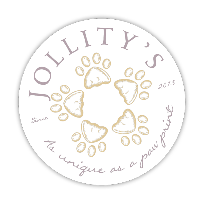 Jollity's pooches store-Logo